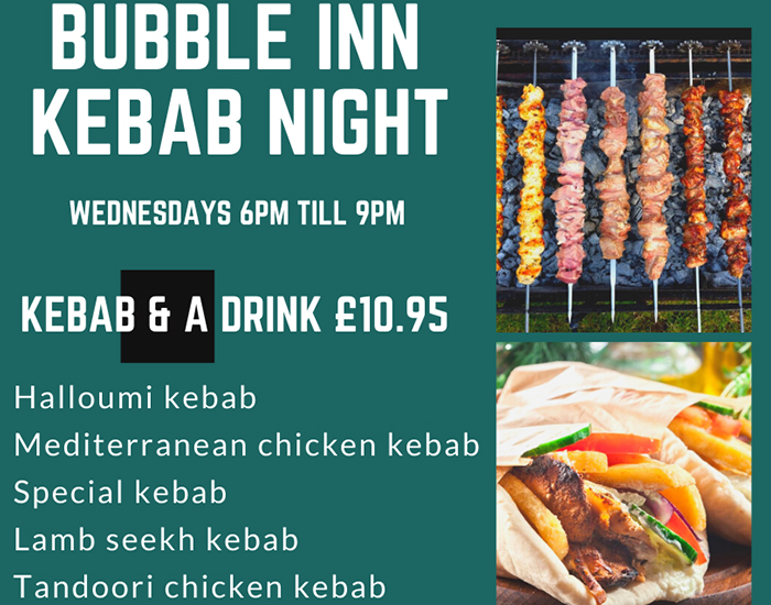 kebab night